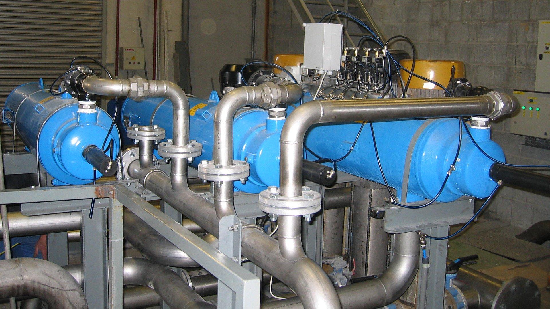 Technológiai vízkezelés